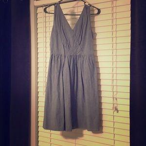Soft Jean Dress